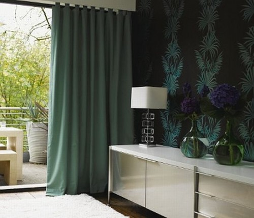 2011 Curtains Designs for Home Ideas