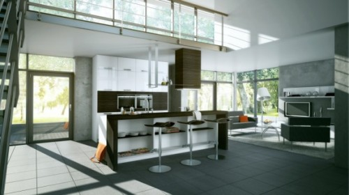 2011 Kitchen Art for Modern Home
