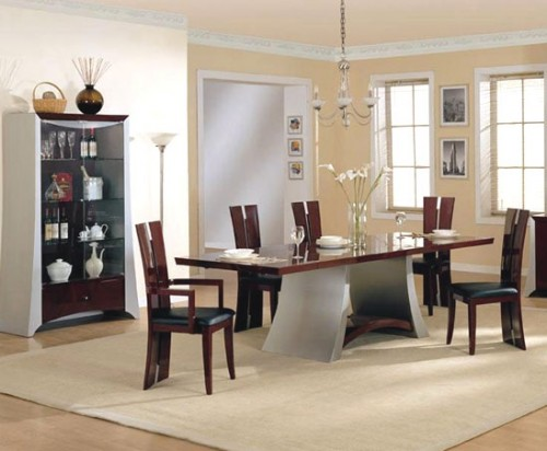 2012 Dining Rooms Designs Art