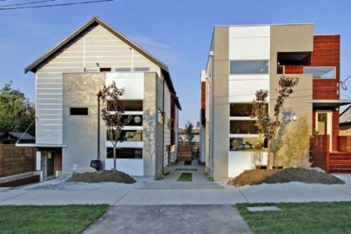 2012 Modern Home with Europa Designs Concept