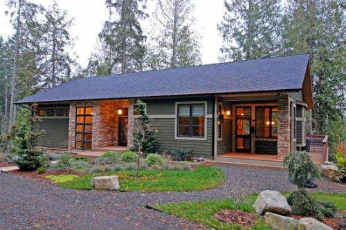 2012 Natural Home Designs in Exterior Art