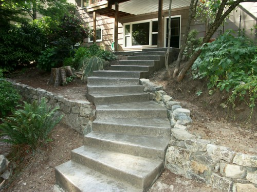 2013 concrete stairs designs