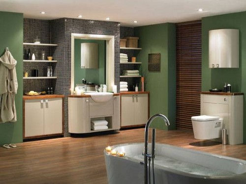 Amazing Bathroom Concept 2012