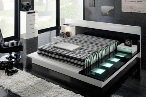 Amazing Bedroom Designs for 2012