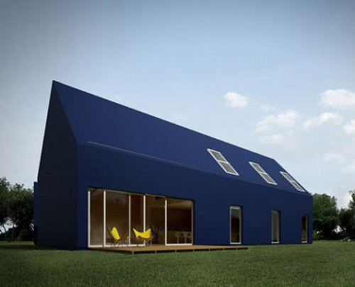 Amazing Minimalist Home for 2012 Architecture