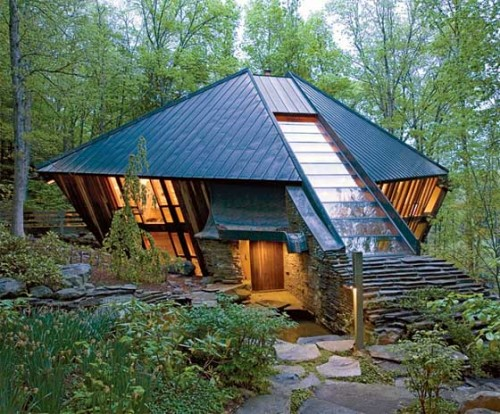 Amazing Natural Home Designs in 2011