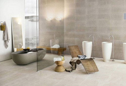 Amazing Wall Ceramics Bathroom Design ideas