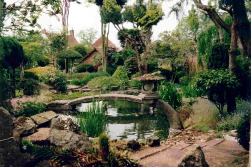 Asian Japanese Garden Designs Ideas