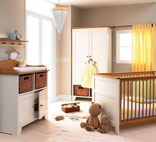 Baby Room Design Art Ideas on 2012
