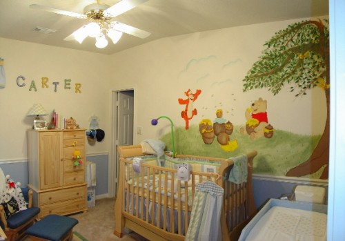 Baby Room Inspiration Design ideas