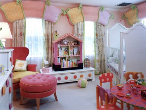 Beautiful Decorating Wallpaper for Kids Bedroom