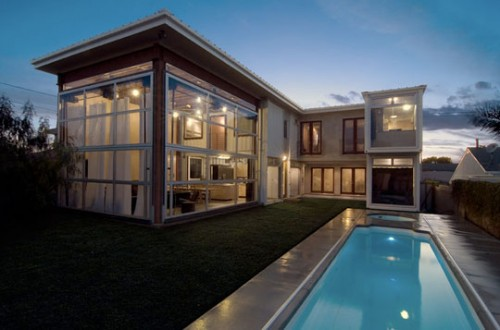 Beauty Modern Home Concept Architecture with 2012