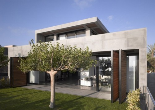 Elegant Modern Home Architecture Ideas