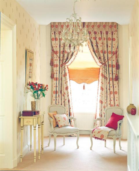European Curtains Window Inspiring Designs