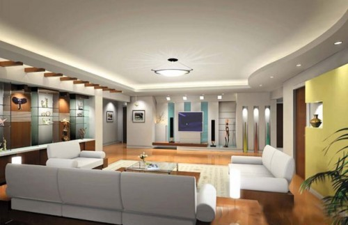 Excellent Home Lighting Designs for Living Room