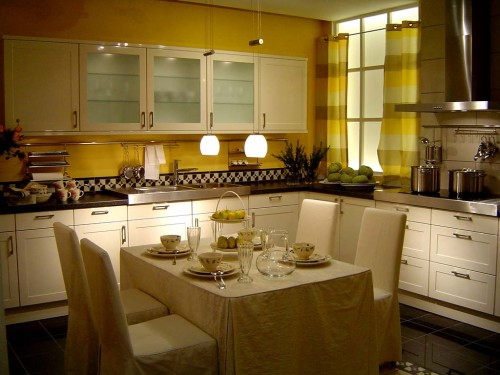 French Style Kitchen Decorating Ideas