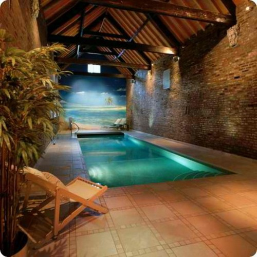 Graceful Swimming Pool for Home Designs