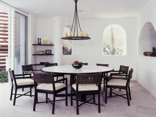 Great Dining Room Designs for 2012