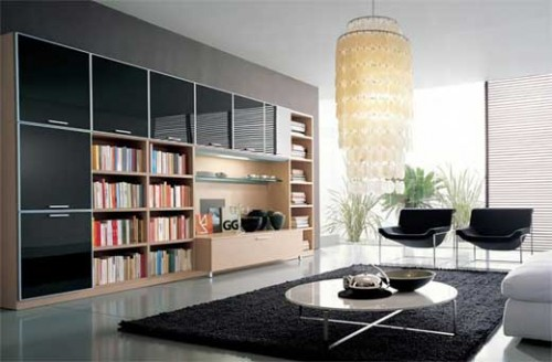 Great Living Room Design on 2012