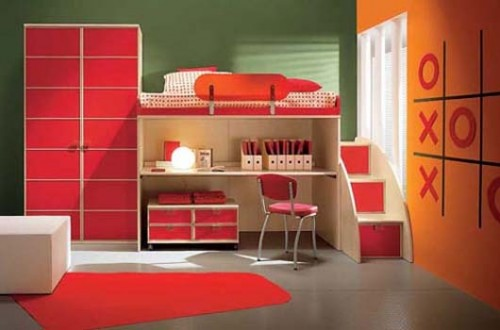 Great Modern Children Bedroom Designs