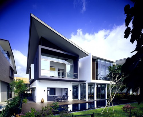Great Modern Home Designs Art with Natural Type
