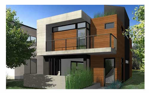 Great Modern House Designs for 2012 Ideas