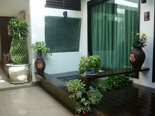 Indoor Fishpond Design Ideas