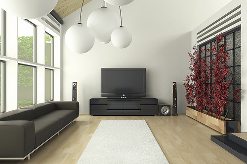 Japanese Living Room Design Ideas