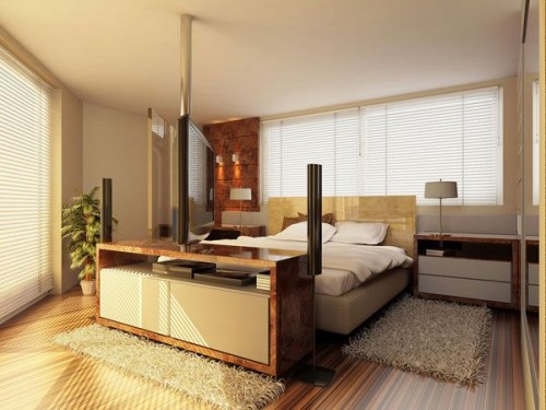 Luxury Wooden Furniture Bedroom Design Ideas