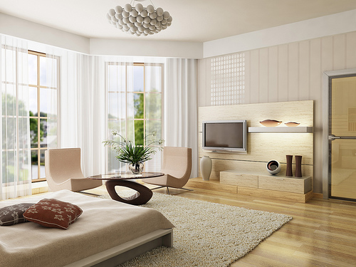 Modern Bedroom Concept Designs
