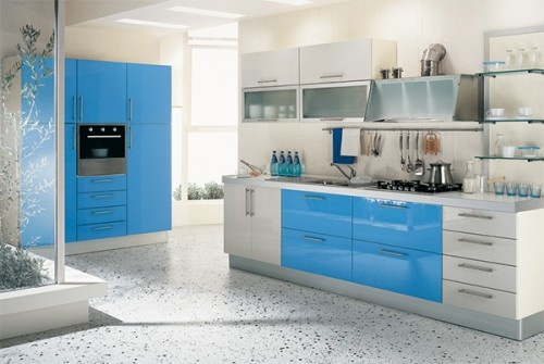 Modern Kitchen Concept for 2012