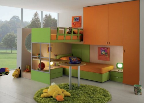 Natural Children Bedroom Designs Architecture