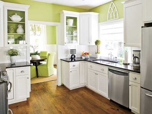 Natural Kitchen Ideas for Life Style Designs