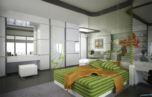 New Bedroom Interior Designs Architecture