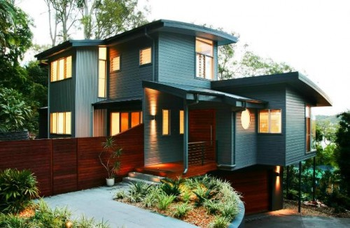 New Modern Home Architecture