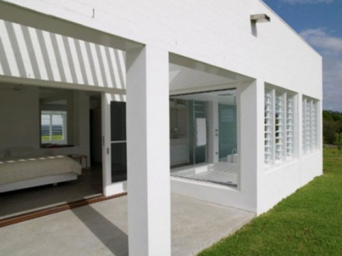 New Natural Minimalist House Concept in 2012