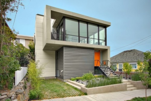 New Simple Modern Home Ideas in 2012