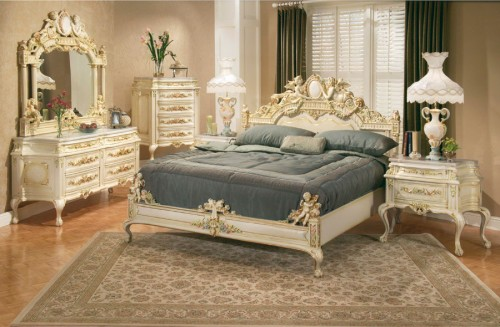 New Victorian Bedroom Design for 2012 Trendy