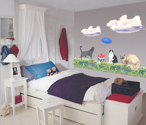 Nice Child Room Designs with Simple Designs