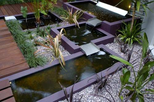 Simple Fishpond Design Ideas