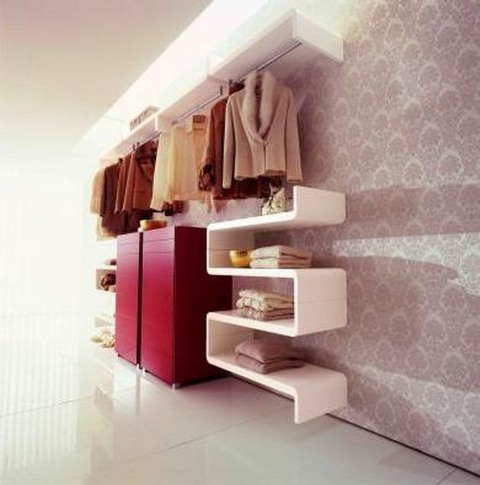 Women Cupboard Clothes Design for 2012