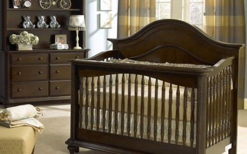 Wooden Furniture Nursery Room For Baby