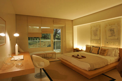 luxury Bedroom Design with pages Space