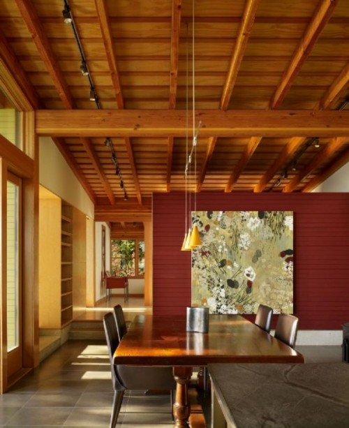2011 Wooden Ceiling Designs for Home