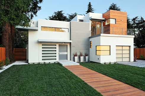 2012 Home Designs with Simple Architecture