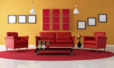 2012 Living Room Architectures