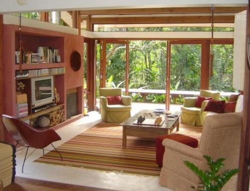 2012 Tropical Dining Room Design Trends