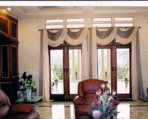 Amazing Home Curtain Designs in 2012