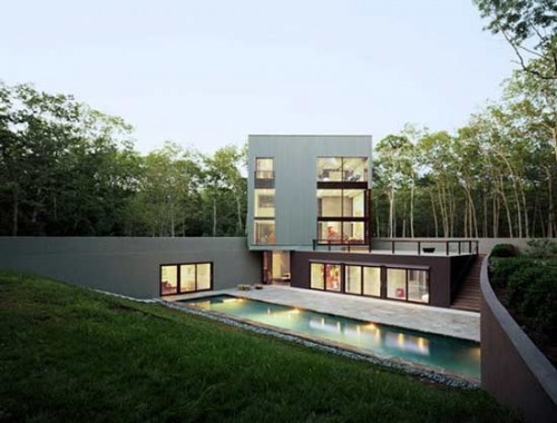 Amazing Minimalist House with Modern Designs Concept