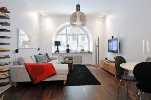 Apartment Room Designs with Luxurious Designs